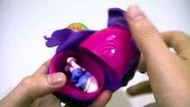PLAY DOH FLOWER EGGS!!!- kinder surprise eggs peppa pig español, xitrum videos
