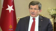 Talk to Al Jazeera - Turkish Prime minister: Those who attack 'will pay the price'