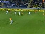 Slovenia - Romania red card incident