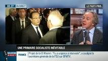 """Le parti pris d'Hervé Gattegno: """"Avec ou sans François Hollande, la primaire socialiste est inévitable"""" - 24/02"""