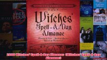 Download PDF  2006 Witches SpellADay Almanac  Witches SpellADay Almanac FULL FREE