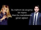 Aygün Kazımova & Samir Piriyev - Ağlasın Lyrics