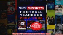 Download PDF  Sky Sports Football Yearbook 20072008 FULL FREE