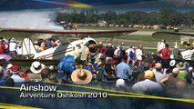 AirVenture 2010: Daily Airshow Highlights