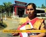 Hunger Strike by School Teacher in front of ZION MCBS Public School Kattappana