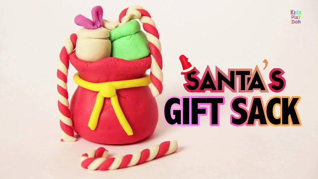 Play Doh Santas Gift Sack | Santas Gift Sack | Christmas Special | Play Doh Gift Sack