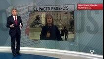 """Podemos votará 'no' en la investidura de Sánchez si no es para formar un Gobierno de """"progreso"""""""