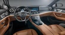 Mercedes Classe E 2016 : L'intérieur en détail