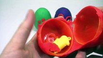 PEPPA PIG Español PLAY DOH!!!!!!- Kinder surprise eggs surprise xitrum minions