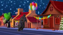 Godzilla Vs Dinosaurs And Godzilla Vs Spiderman Fighting And Singing Finger Fami