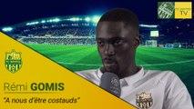 Rémi Gomis avant FCN-ASM