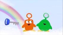 Развивающие мультики для самых маленьких, мультфильмы для малышей: Мыльные Пузырьки, эпизо