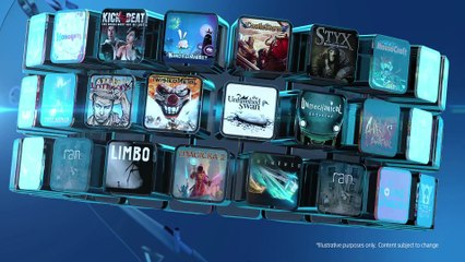 PlayStation Plus  - PS4 Monthly games for March de
