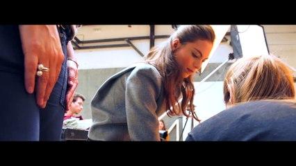 Backstage shooting Hiver 2013-2014