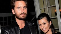 Kourtney Kardashian and Scott Disick Look 'Flirtatious' During Night Out With Kanye West!