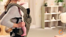 Coussin Bébé Ergobaby - Instructions pour bébé de 3 mois