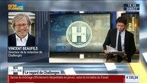 Le regard de Challenges: Martine Aubry tire à boulets rouges sur la politique économique et sociale du gouvernement Valls - 24/02