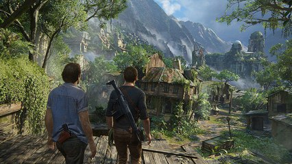 UNCHARTED 4- A Thief's End (4/26/2016) - Story Trailer - PS4