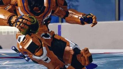 Trailer DLC Hammer Storm  de Halo 5 : Guardians