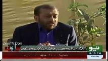 Syed Qaim Ali Shah---Jamadaro Ki Chairmanship Bi Khud Karta Hai---Farooq Satar Bashing On Qaim Ali Shah.