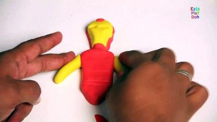 play doh iron man iron man how to make iron man iron man toys