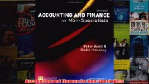 FreeDownload  Accounting and Finance for NonSpecialists  FREE PDF