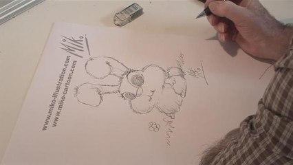 How To Create A Cartoon Bunny
