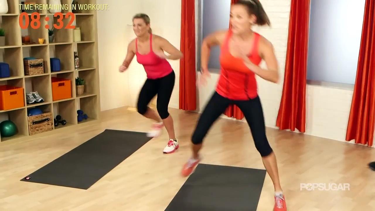 Tabata Workout   Full Body Workouts   Class FitSugar