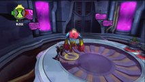 Ben 10 Omniverse 2 Walkthrough Part 2 Gameplay Lets Play - The Spaceship