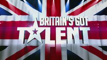 Singer & dancer Osiris Young performs for Alesha | Britain's Got Talent 2014