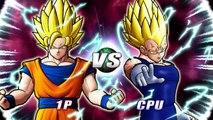 Dessin Majin Vegeta Super Saiyan 3 Tolgart Video Dailymotion