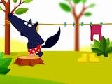 Promenons-nous dans les bois (Si le loup y était) ♫ Comptines maternelles et Chansons pour bébé