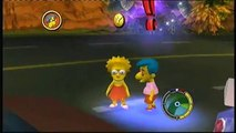 Lets Play The Simpsons Hit and Run #10 Milhouse the Stalker