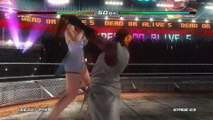 DEAD OR ALIVE 5 LAST ROUND PS4 ARCADE TRUE FIGHTER (1 OF 3) - KASUMI NUDE MOD