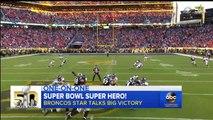 DeMarcus Ware Describes Super Bowl 50 Victory