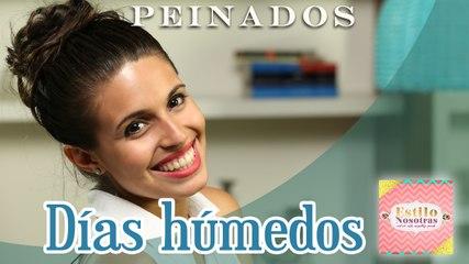 Peinados días húmedos, Peinados by Brenda Caretto | ESTILO NOSOTRAS