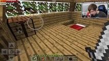 Minecraft POCKET EDITION : COISAS ESTRANHAS #4