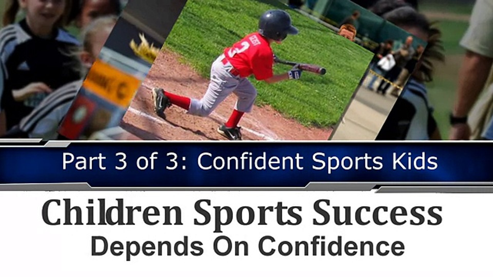 National Youth Sports Program To Achieve Success In Youth Sports- Part 3