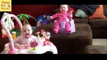 Cute Twins Babies Laughing Compilation |  Funny Twin Baby Laugh Videos (Funny Videos 720p)