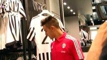 Paulo Dybala: Juventus Turins Hoffnung gegen den FC Bayern | Juventus Turin