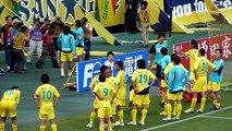 2010 J2 第16節 ジェフ千葉 vs 愛媛FC 米倉&倉田 俺たちジェフ