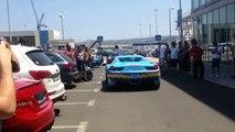 Ferrari 458 Purrari Deadmau Gumball 3000 - Denia (Spain) Ibiza 2014 Miami 2 Ibiza