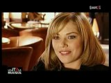 Emma Daumas au JT 2 de La Musique sur Europe 2 TV