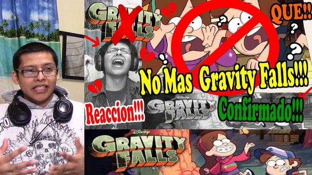 Gravity Falls – Weirdmageddon 3 - kristen Schaal(Mabel) reaccion sobre el Final de la Serie!!!