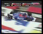 "2007 IndyCar crashes - Music : ERIC PRYDZ ""Pjanoo"""