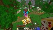 Minecraft: MARIOS GAINT HOLE OF DOOM - SUPER MARIO BROS - Custom Map [6]