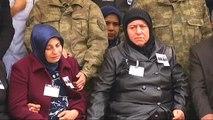 Şehit Jandarma Uzman Çavuş Kaçar ve Kablan İçin Tören