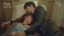 유정(박해진)&설(김고은)의 달달 침대 베드신?!