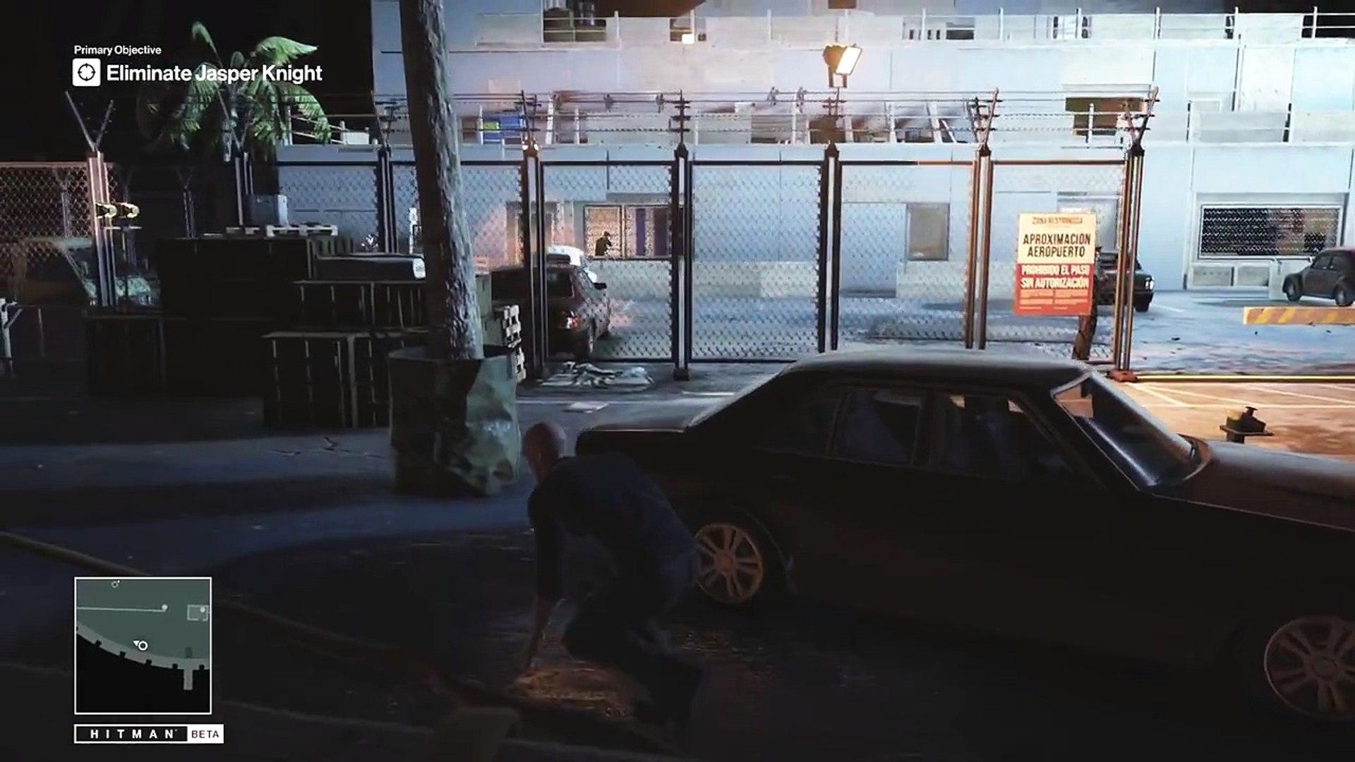 Hitman Walkthrough Gameplay Part 3 The Final Test Hitman 6 2016 Video Dailymotion