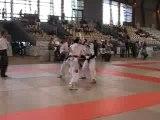 Championnat Judo France 2D -73kg Place 3 Meseguer-Boudjella